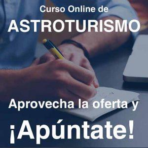 Curso Online Astroturismo APUNTATE
